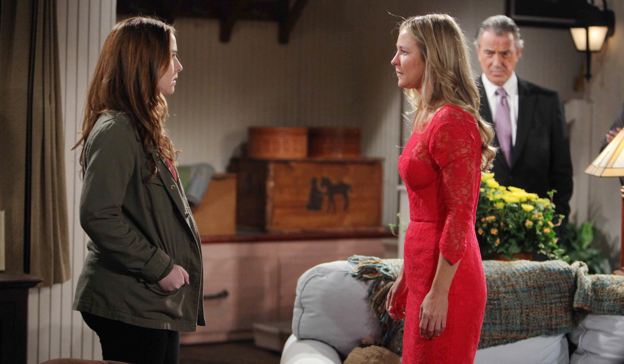 "yr mariah sharon victor Camryn Grimes, Sharon Case""The Young and the Restless"" Set CBS television CityLos Angeles03/25/14© Howard Wise/jpistudios.com310-657-9661Episode # 10396U.S. Airdate 04/23/14"