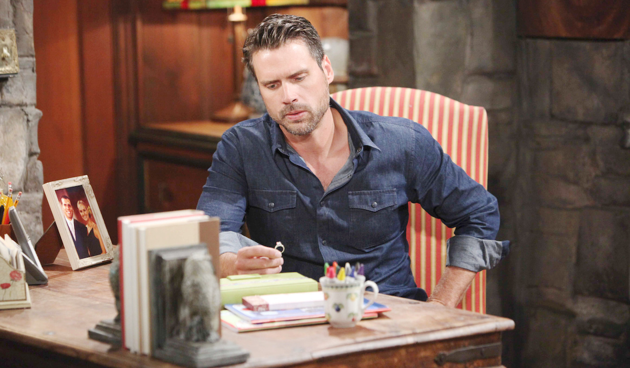 "Joshua Morrow ""The Young and the Restless"" nick ring hw"