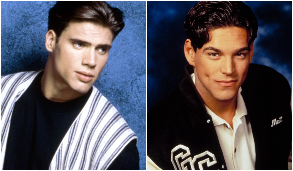 young restless joshua morrow eddie cibrian nick matt