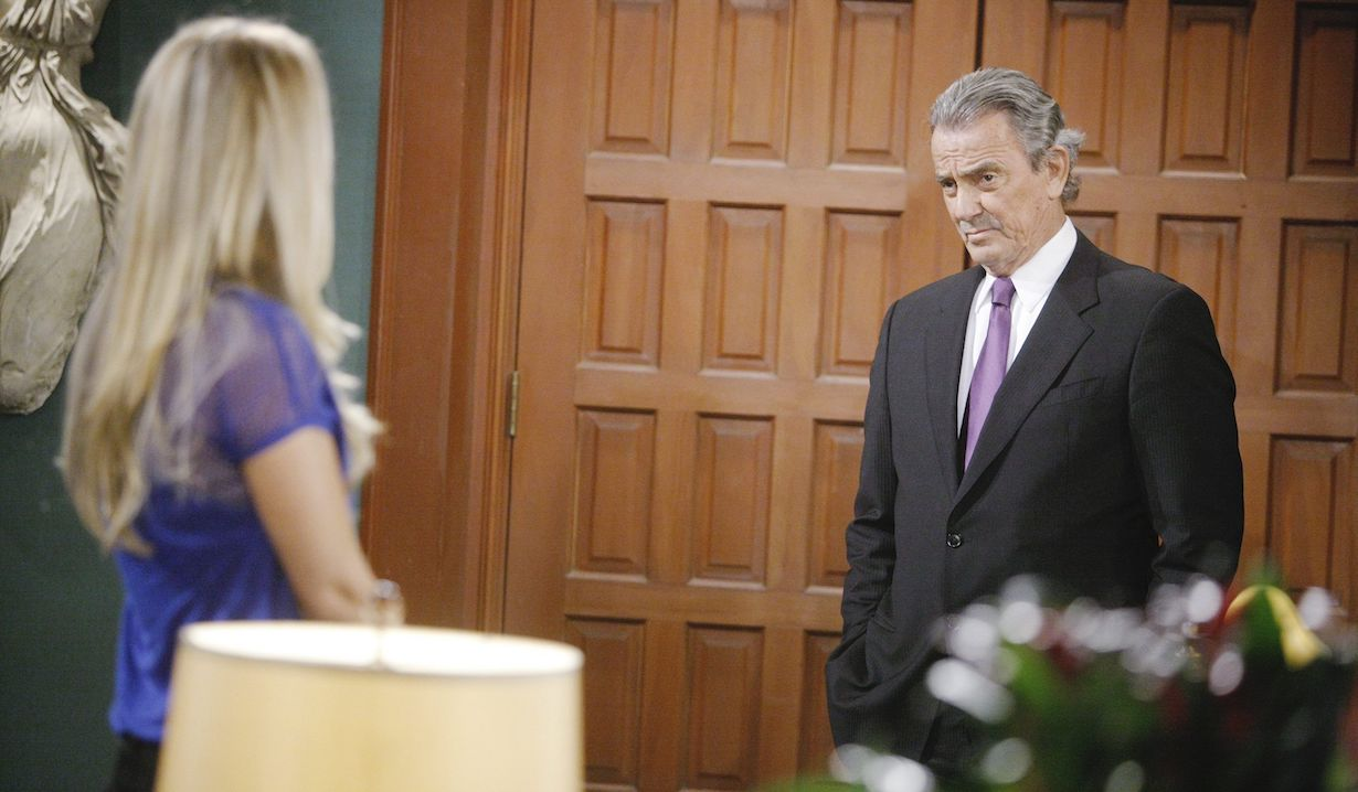 "Sharon Case, Eric Braeden ""The Young and the Restless"" victor sharon ss"