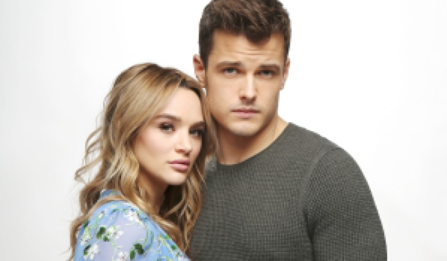"Michael Mealor, Hunter King ""The Young and the Restless"" summer kyle"