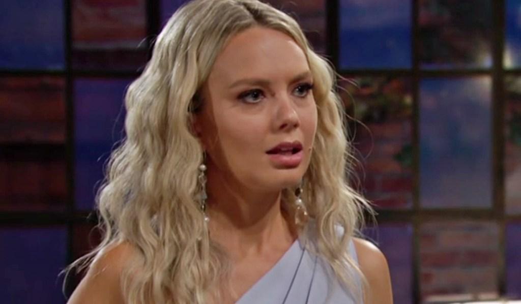 Abby stunned Y&R
