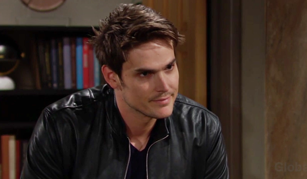 Adam threat Billy Y&R
