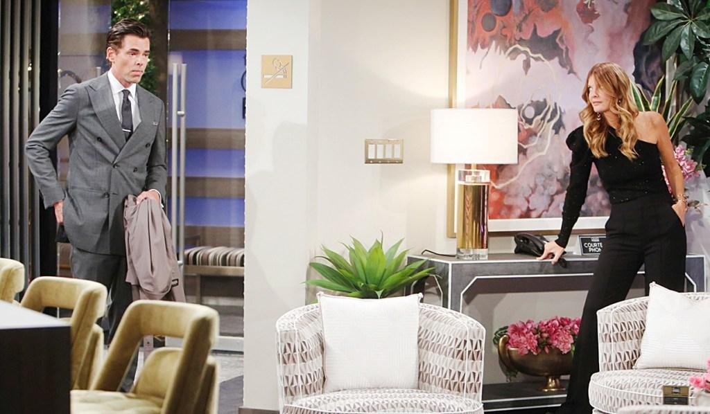 Billy, Phyllis hotel Y&R