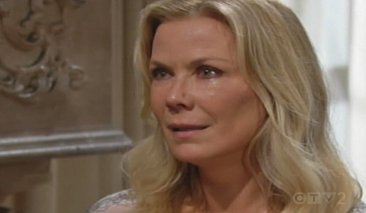 Brooke astounded B&B
