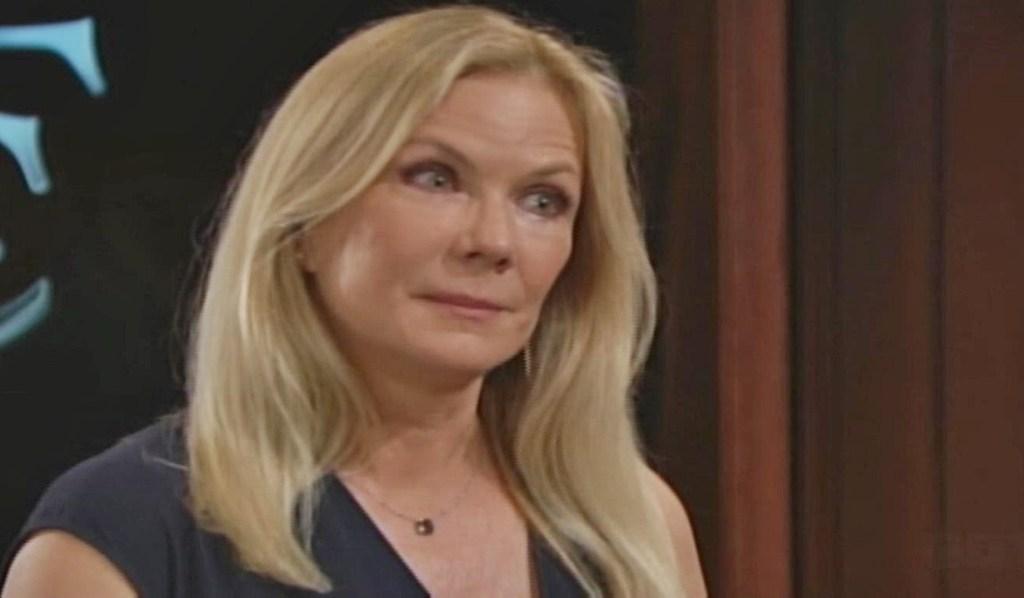 Brooke warns Ridge B&B