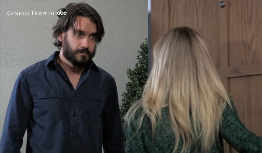 Dante arrives at Lulu's General Hospital