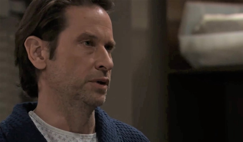 Franco wants news about his condition at General Hospital