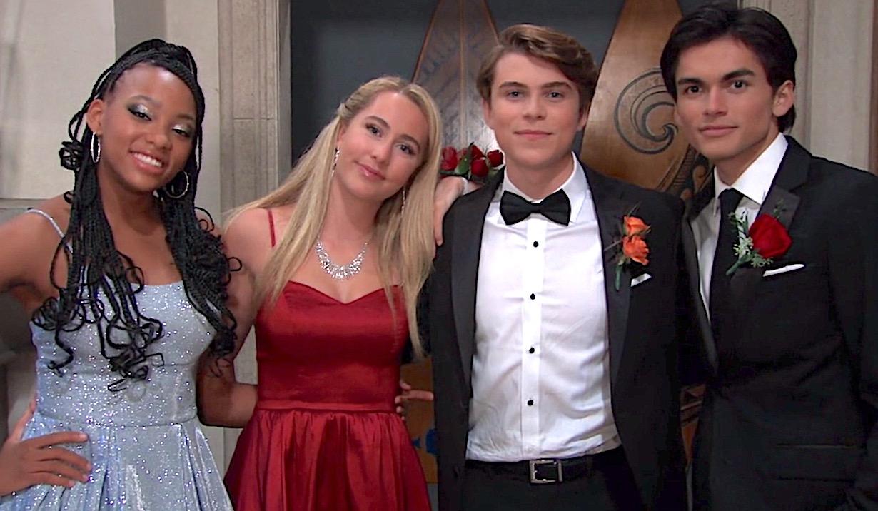 GH Teens homecoming screenshot