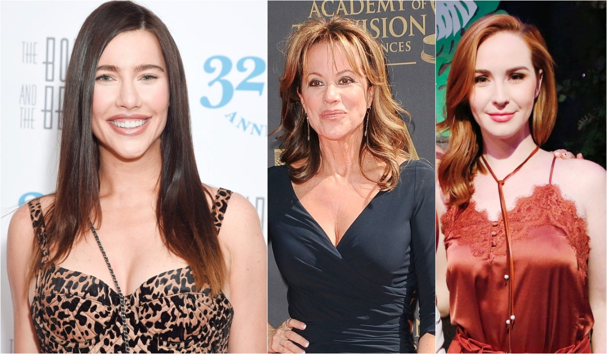 Jacqueline MacInnes Wood Kristian Alfonso Nancy Lee Grahn Camryn Grimes Days of our Lives General Hospital Bold and the Beautiful Young and the Restless