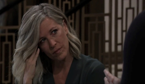 Jason tries to reassure Carly at home General Hospital