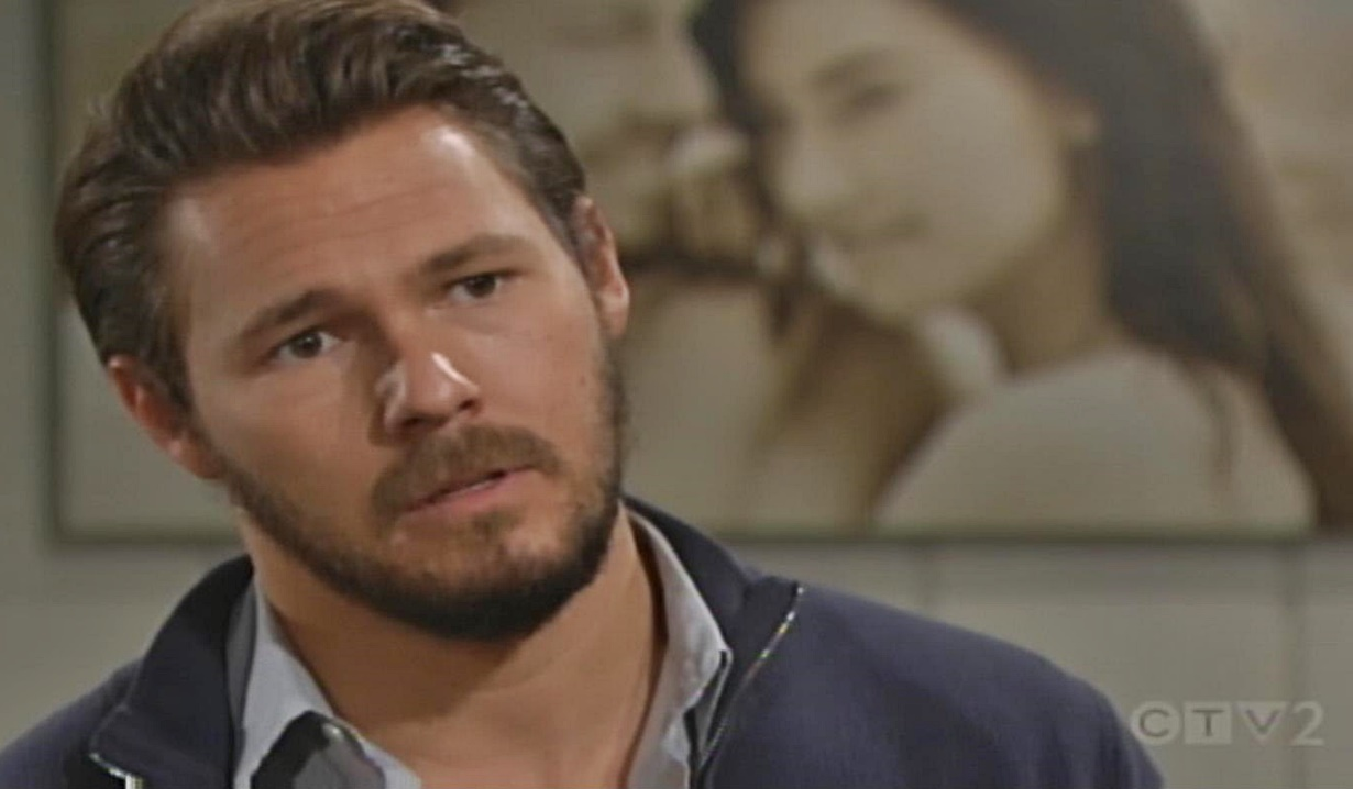 Liam accuse danger B&B