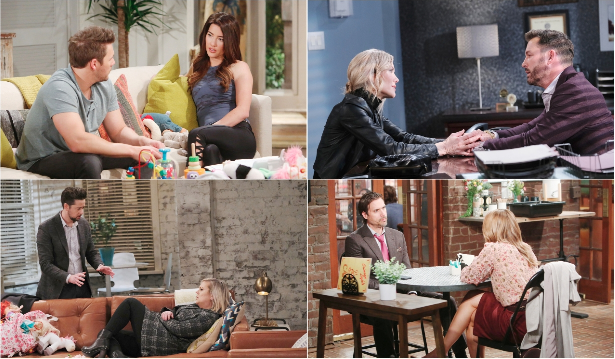 10-10-20 spoilers for bold and beautiful days of our lives general hospital young and restless