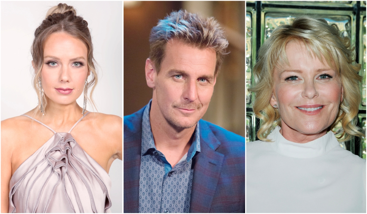 Melissa Ordway Ingo Rademacher Judi Evans Days of our Lives General Hospital Bold and the Beautiful Young and the Restless