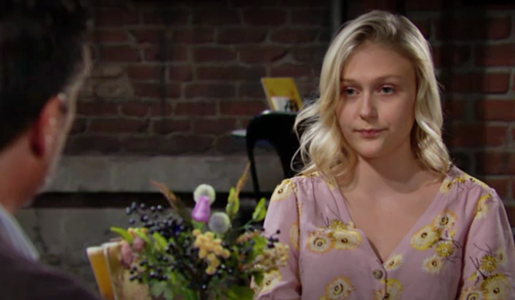 Nick lecture Faith Y&R