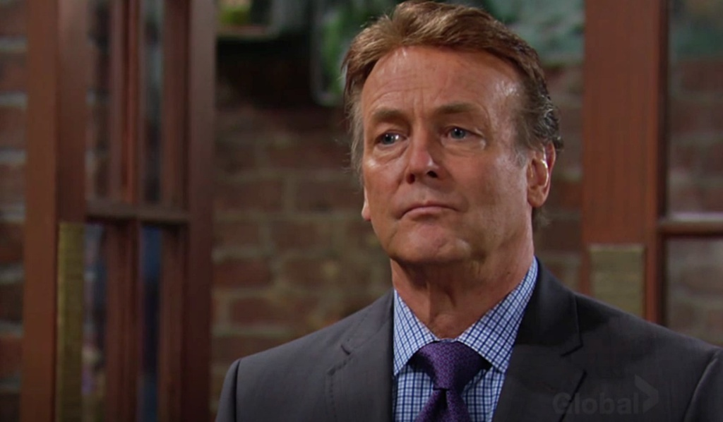 Paul meets with Chance Y&R