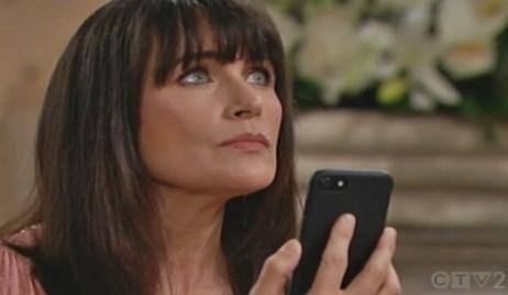 Quinn reassures Shauna B&B