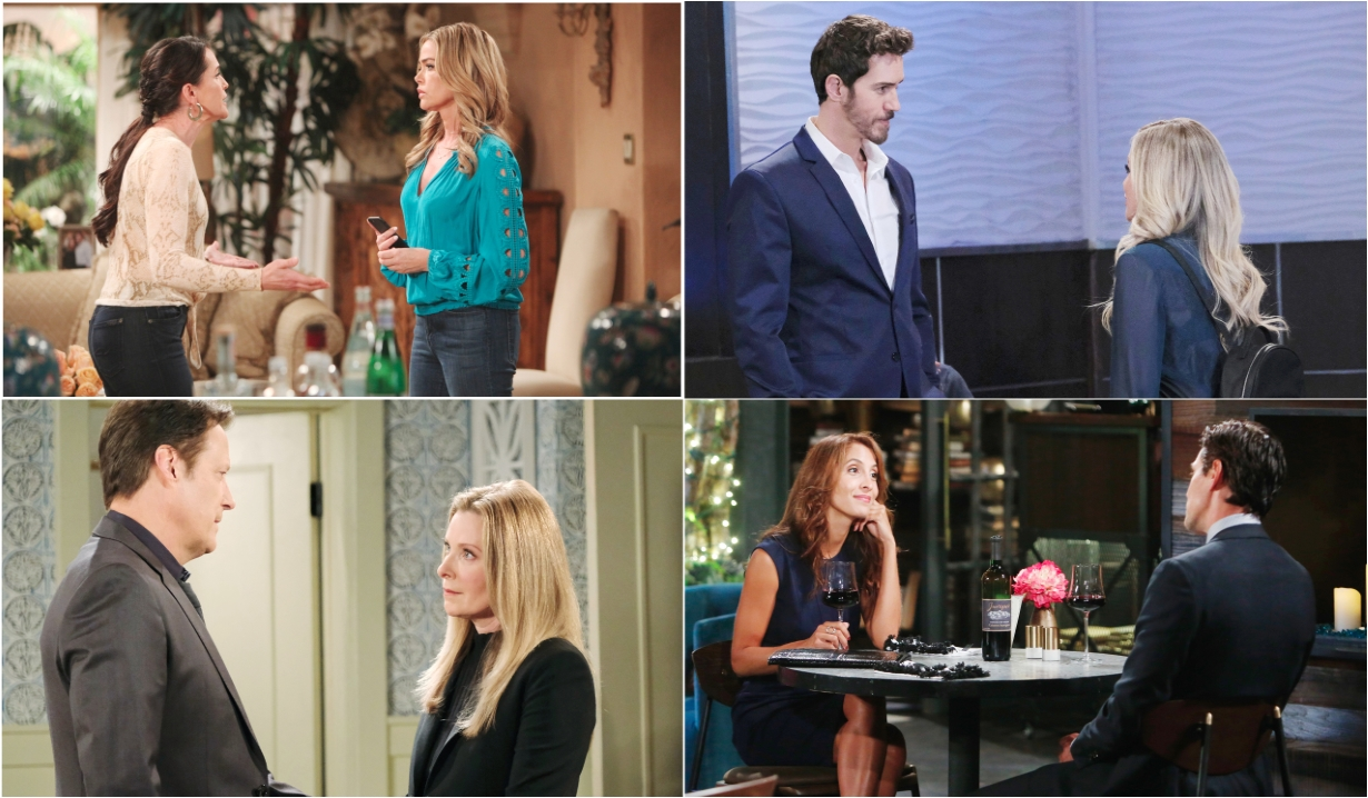 11-2-20 spoilers for bold and beautiful days of our lives general hospital young and restless