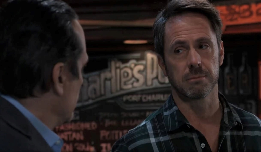 Sonny tells Julian he has no options at Charlie's Pub General Hospital