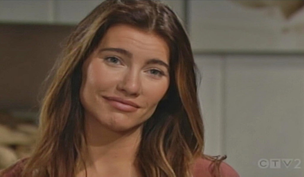 Steffy grateful B&B
