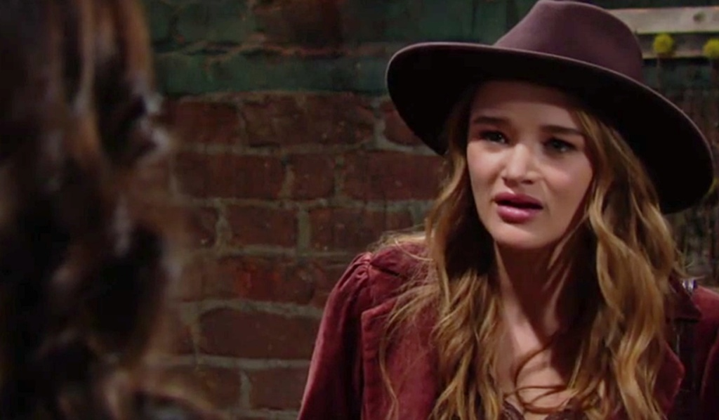 Summer accuse Lola Y&R