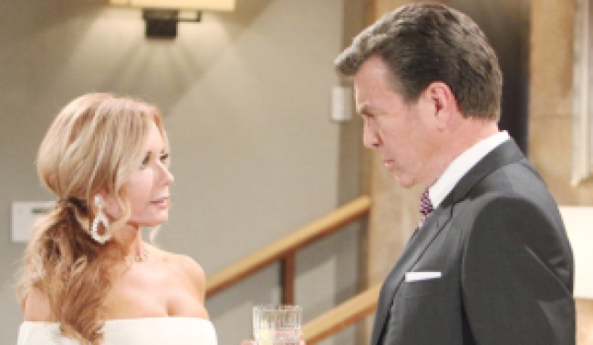 """Tracey Bregman, Peter Bergman """"The Young and the Restless"""" Set CBS television City Los Angeles 05/30/19 © Howard Wise/jpistudios.com 310-657-9661 Episode # 11721 U.S. Airdate 07/04/19"""