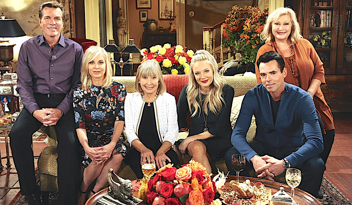 Photos: Y&R Stories & Stars We're Thankful for