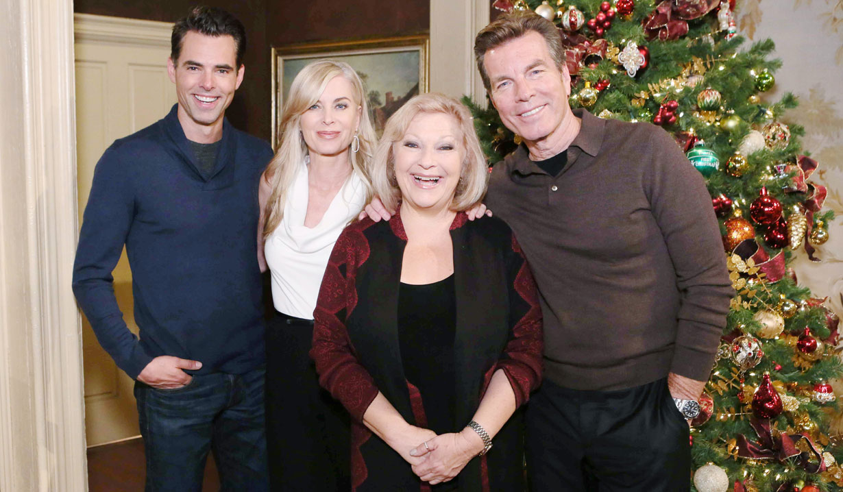 billy, ashley, traci, jack abbott siblings Y&R