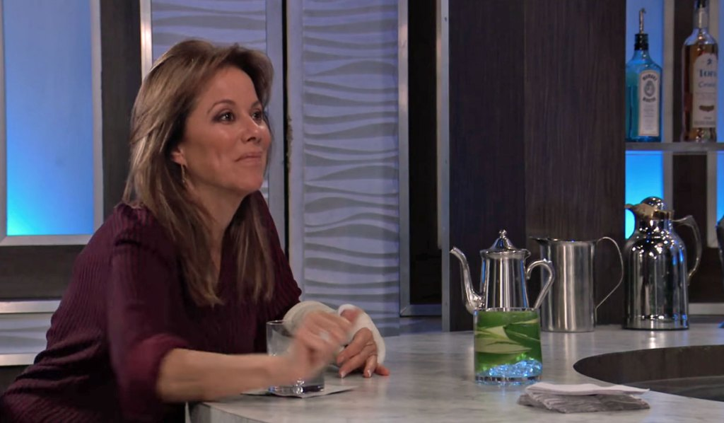 Alexis goes on a bender on GH