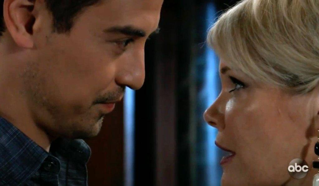 Ava and Nikolas close moment on GH