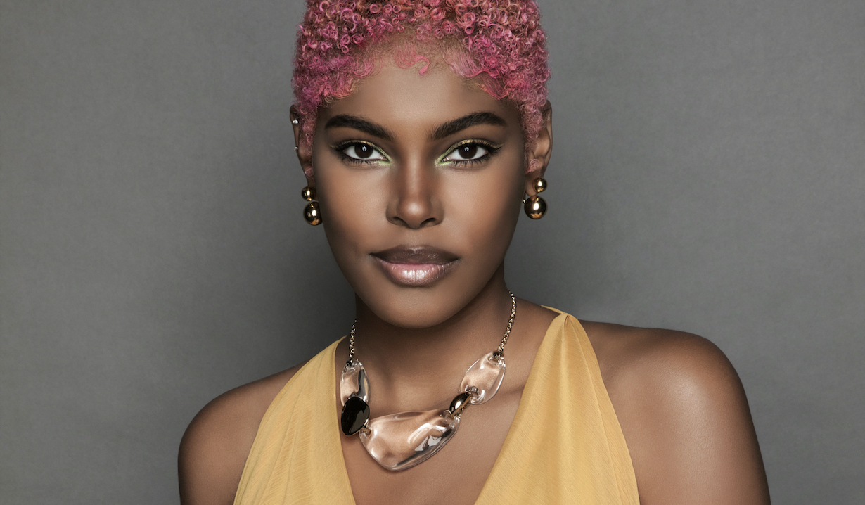 Diamond White of the CBS series THE BOLD AND THE BEAUTIFUL, Weekdays (1:30-2:00 PM, ET; 12:30-1:00 PM, PT) on the CBS Television Network. Photo: Gilles Toucas/CBS 2020 CBS Broadcasting, Inc. All Rights Reserved.