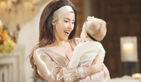 Jacqueline Macinnes Wood bold beautiful steffy baby