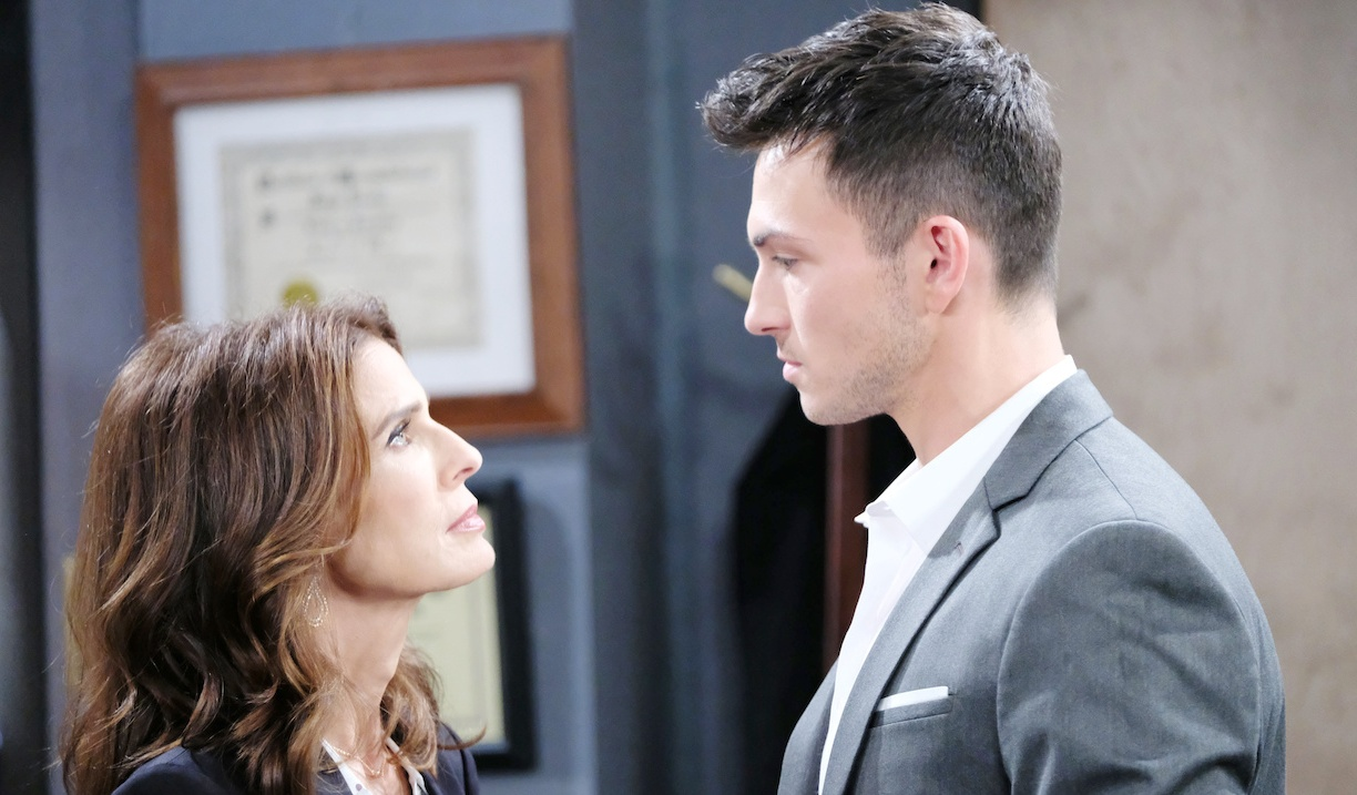 "Kristian Alfonso, Robert Scott Wilson""Days of our Lives"" SetNBC StudiosBurbank07/19/18© XJJohnson/jpistudios.com310-657-9661Episode # 13511U.S.Airdate 01/16/19"