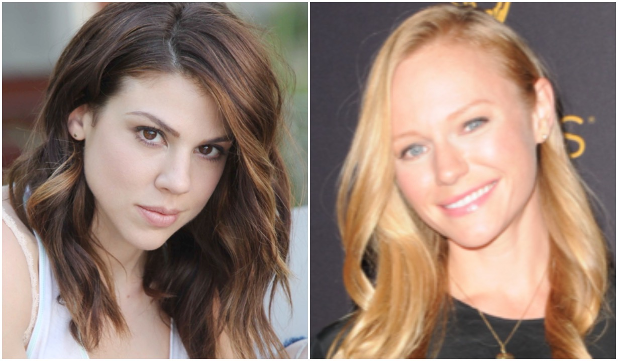 days of our lives abigail dimera kate Mansi Marci Miller