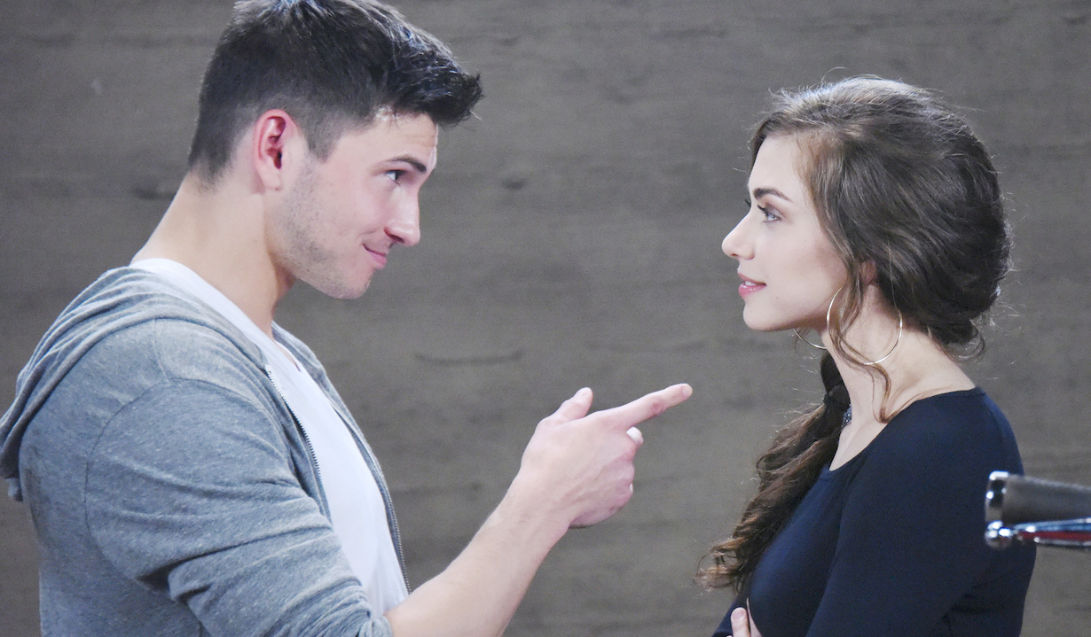 "Victoria Konefal, Robert Scott Wilson ""Days of our Lives"" ben ciara"