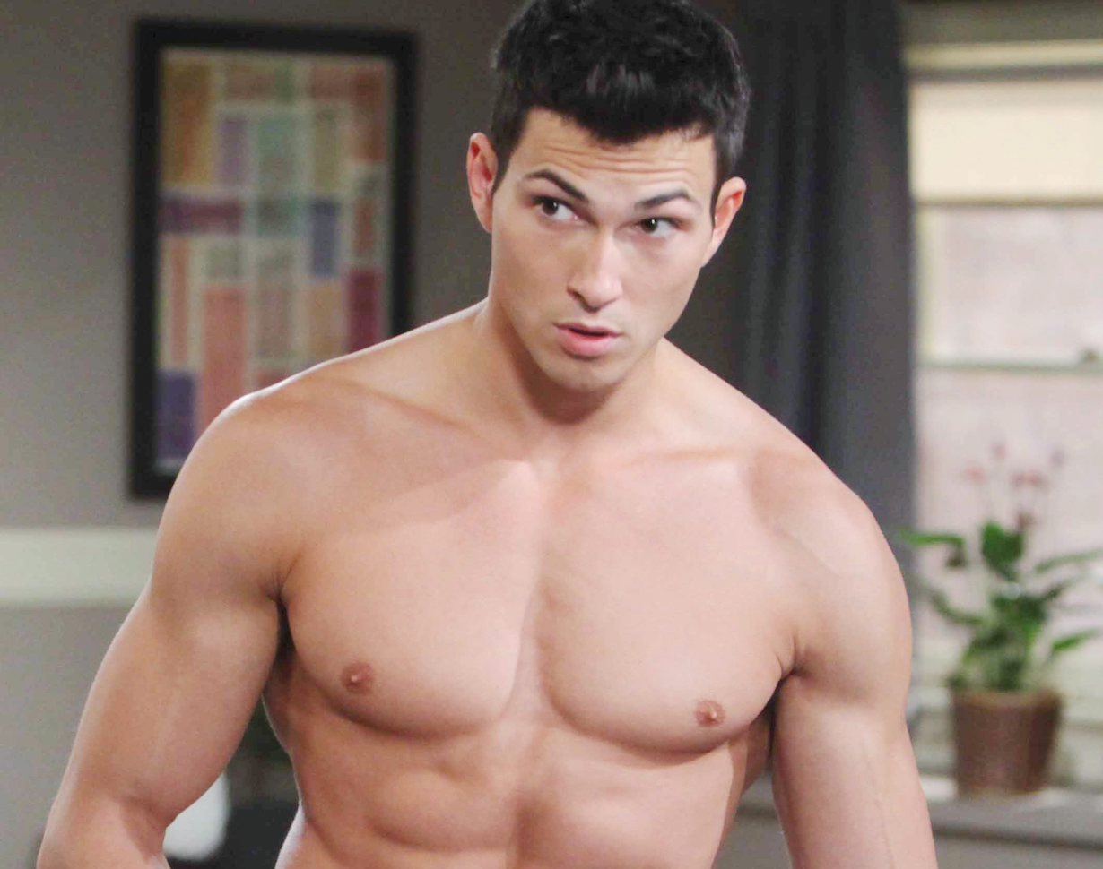 "Robert Scott Wilson ""Days of our Lives"" ben weston shirtless"