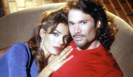 DAYS OF OUR LIVES, Kristian Alfonso, Peter Reckell bo hope gallery