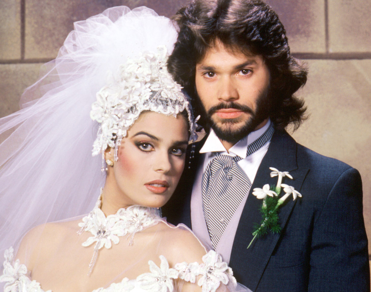DAYS OF OUR LIVES, Kristian Alfonso, Peter Reckell bo hope wedding