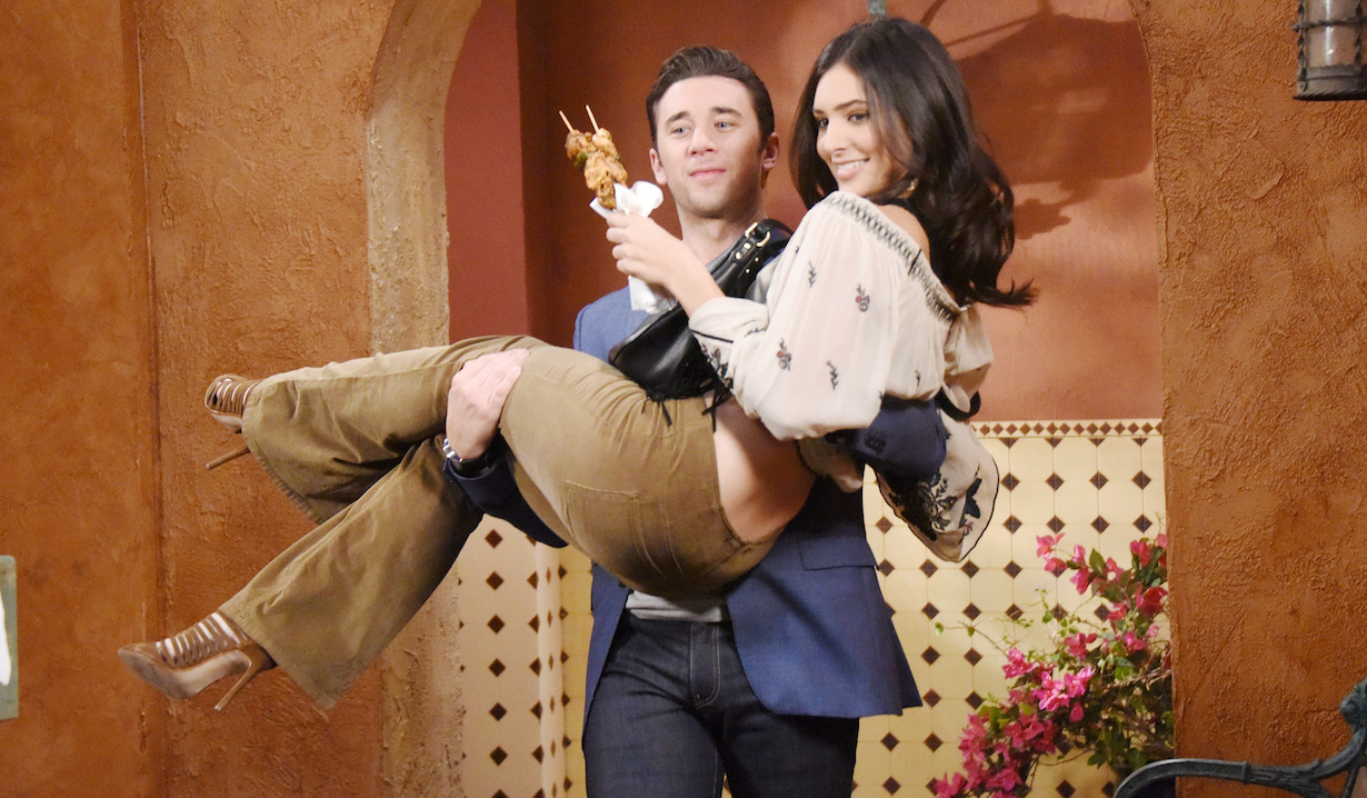 Billy Flynn, Camila Banus days of our lives chad carries gabi