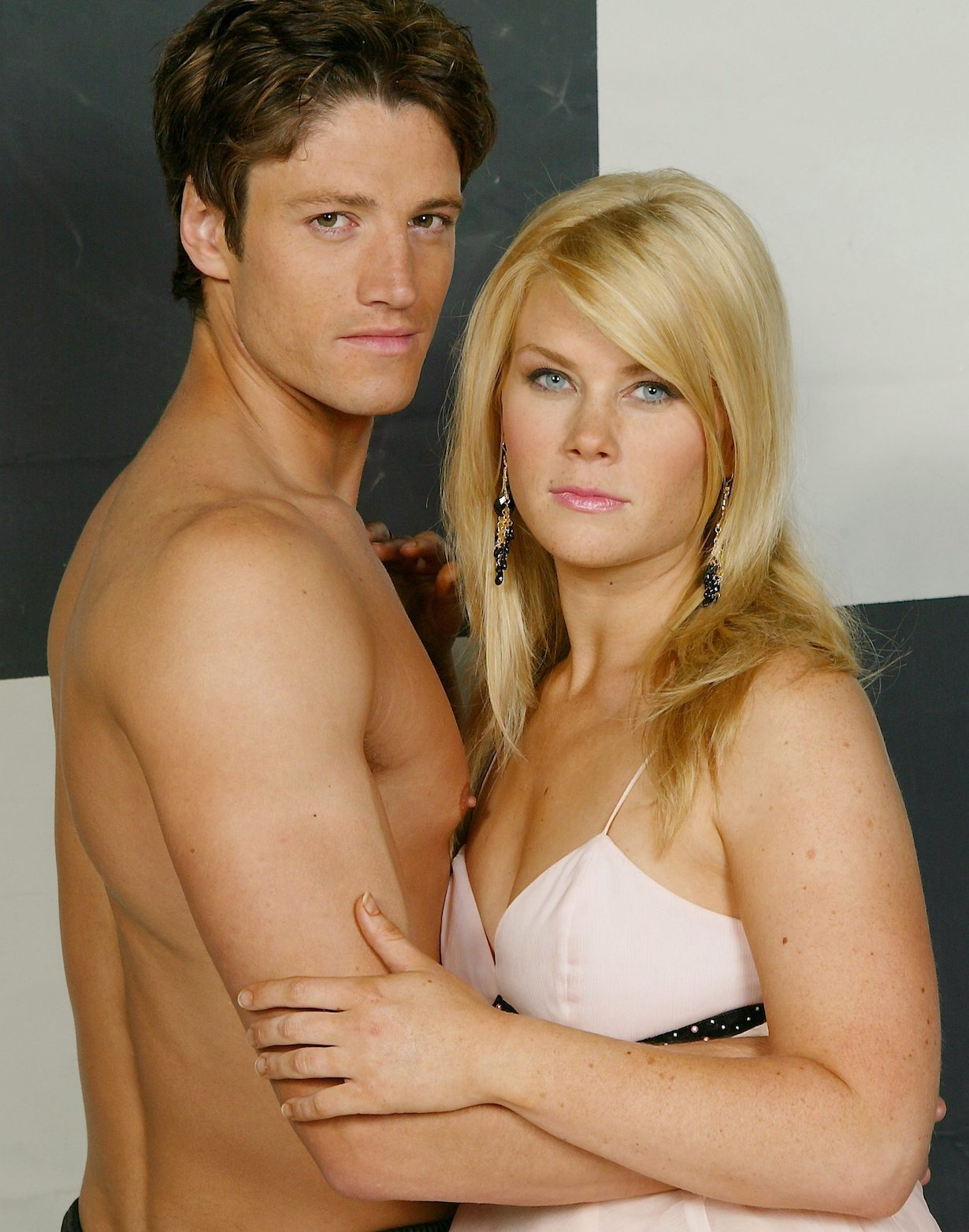"Alison Sweeney, James Scott ""Days Of Our Lives"" ej sami gallery"