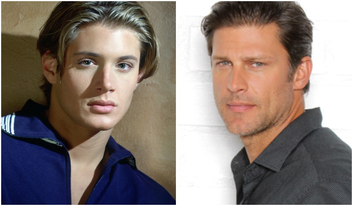 days of our lives eric brady jensen ackles greg vaughan