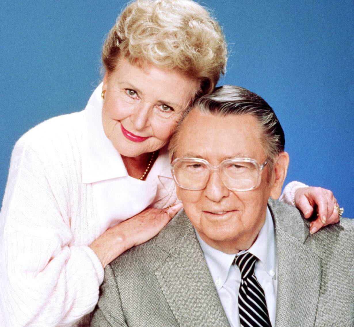 DAYS OF OUR LIVES, Frances Reid, Macdonald Carey, tom alice gallery