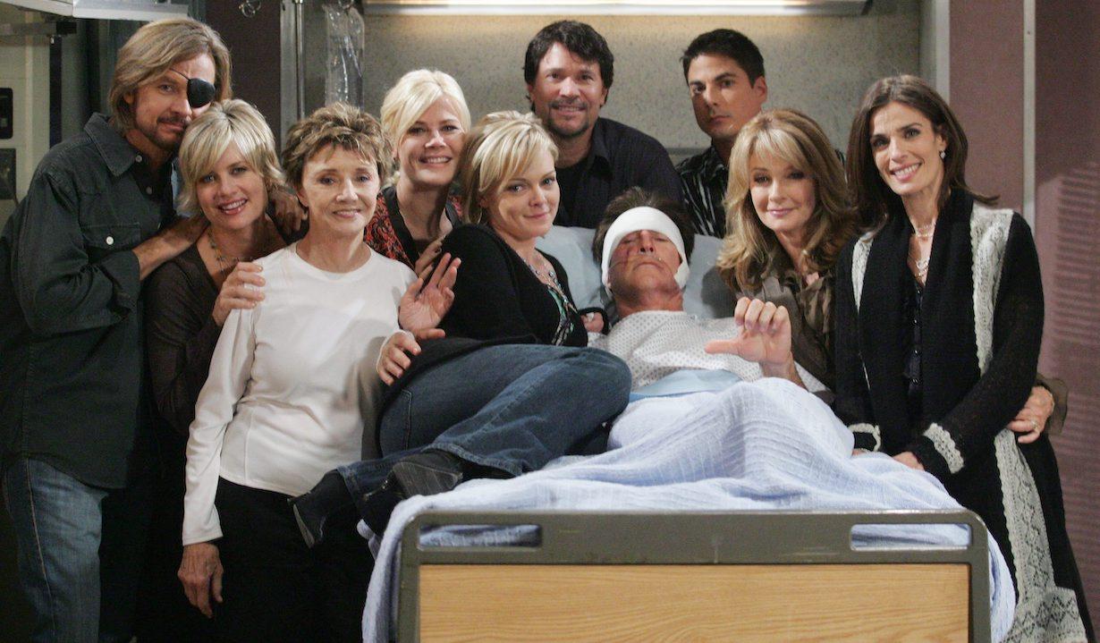 days john hospital cast