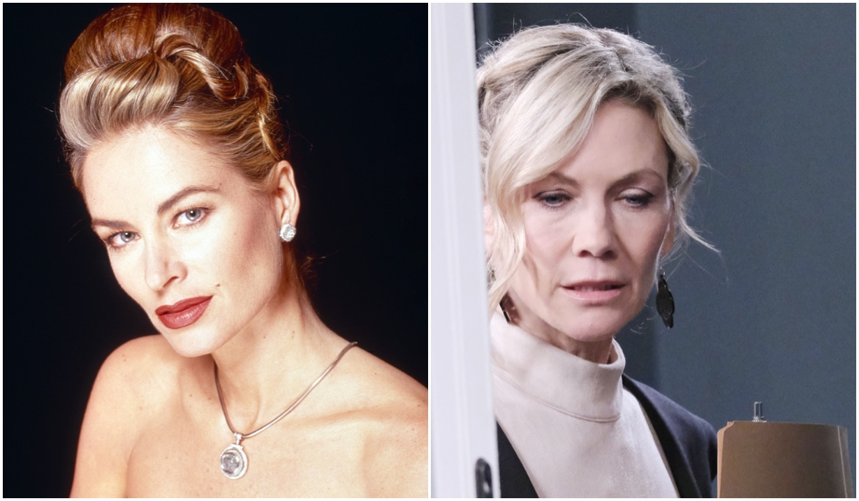 days of our lives kristen diMera eileen davidson stacy haiduk