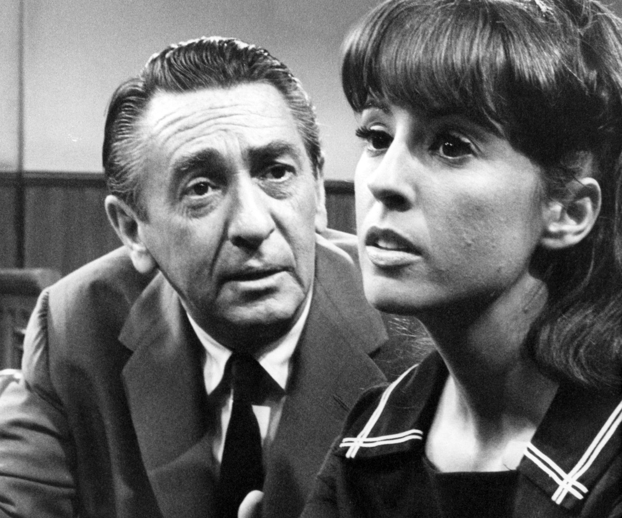 DAYS OF OUR LIVES, Macdonald Carey, Denise Alexander, tom susan
