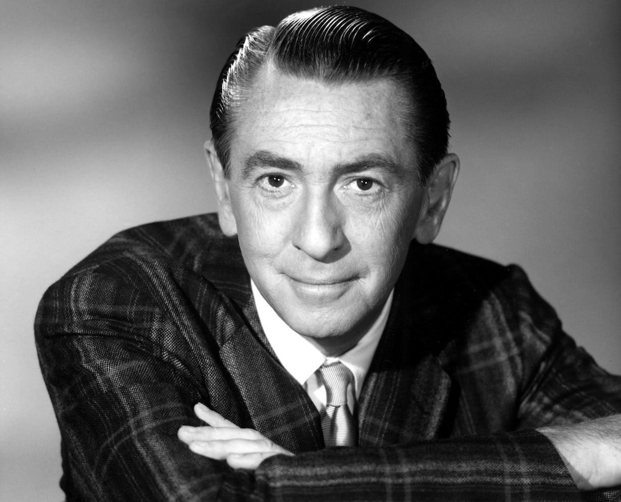 DAYS OF OUR LIVES, MacDonald Carey tom horton