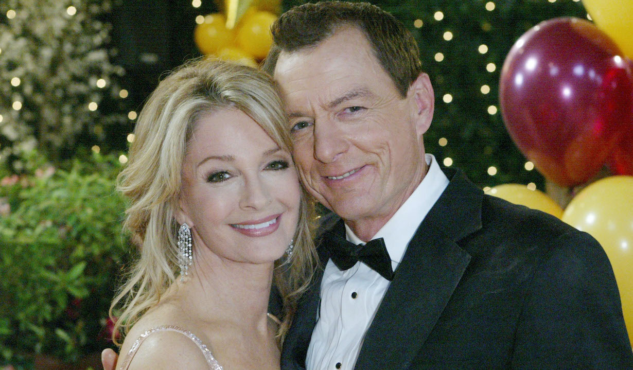 "Deidre Hall, Wayne Northrop ""Days Of Our Lives"""