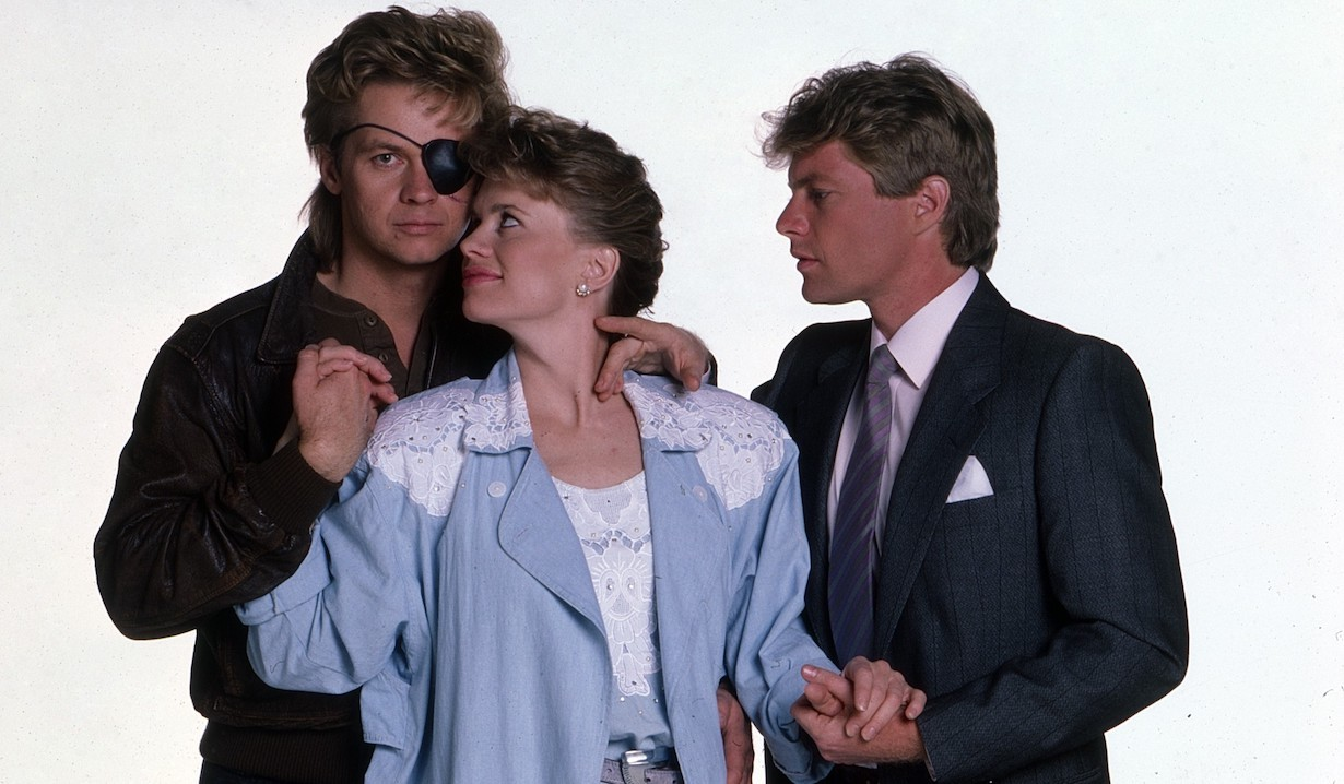DAYS OF OUR LIVES, Stephen Nichols, Mary Beth Evans, Joseph Adams, steve kayla jack gallery
