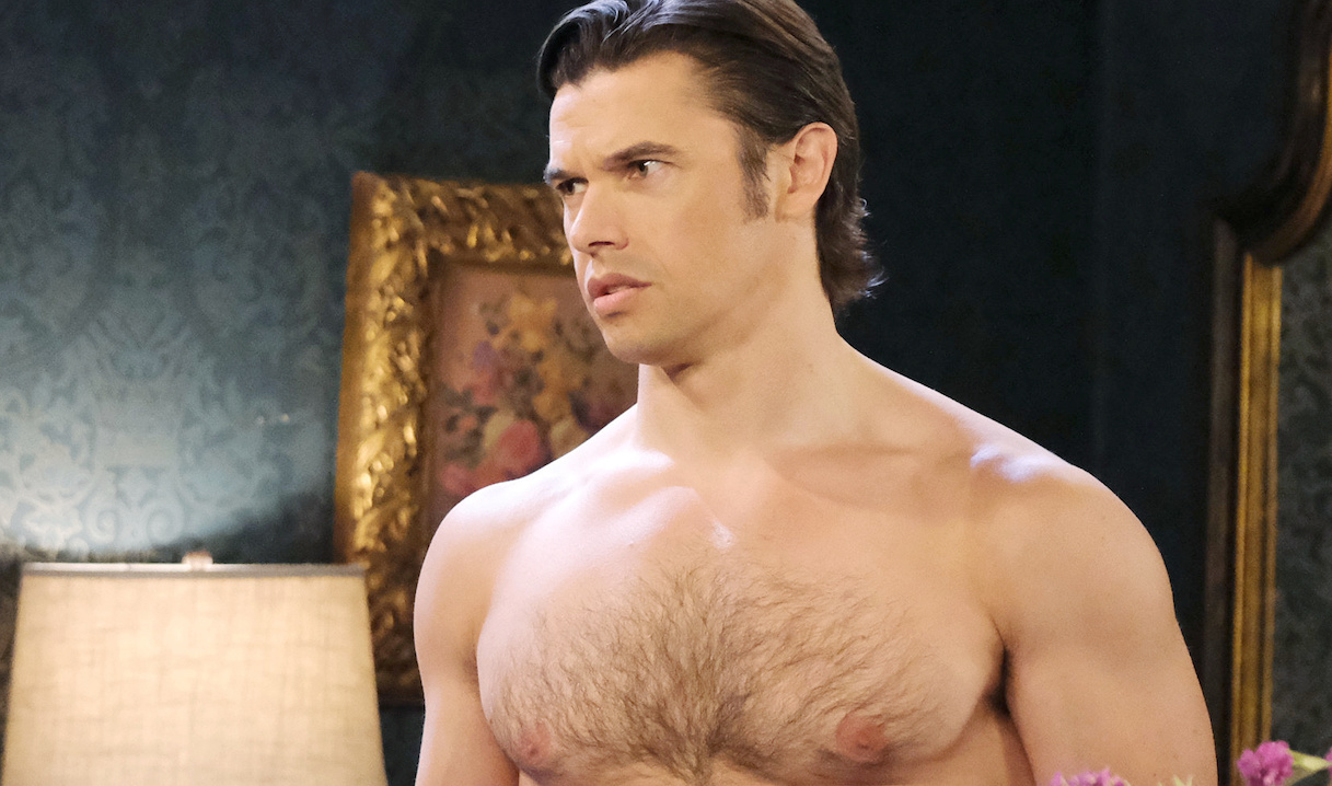"Paul Telfer ""Days of our Lives"" xander"