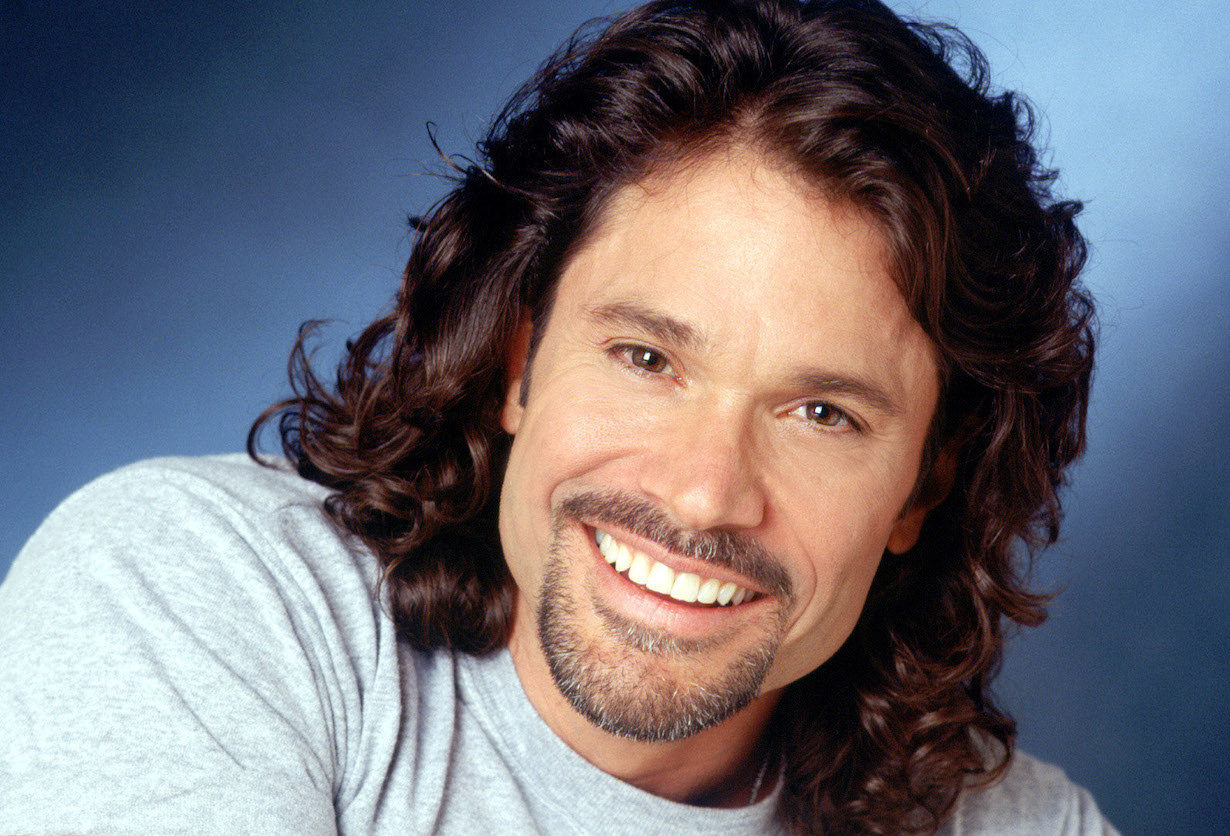 DAYS OF OUR LIVES, Peter Reckell bo brady